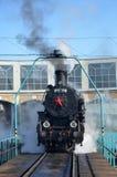 Museo del tren fotos de archivo