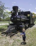 Museo 135 del treno Fotografia Stock Libera da Diritti