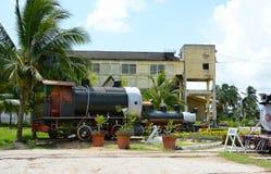 Museo del vapor en Remedios Imagen de archivo