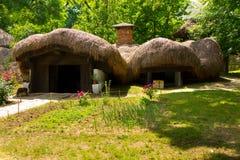 Museo del villaggio Immagini Stock Libere da Diritti
