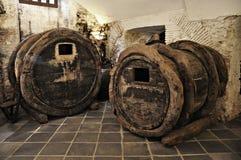 Museo del vino Imágenes de archivo libres de regalías