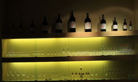 Museo del vino rojo Imagen de archivo libre de regalías