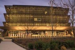 Museo del Washington DC afroamericano di storia Fotografie Stock