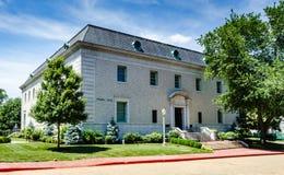 Museo dell'Accademia Navale - Annapolis, MD Fotografia Stock Libera da Diritti