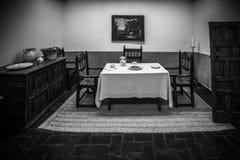Museo dell'alloggio Fotografie Stock
