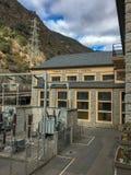 Museo dell'Andorra di elettricità fotografia stock