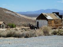 Museo dell'aria aperta di Goldwell, Death Valley Fotografie Stock