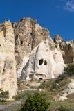 Museo dell'aria aperta in Goreme Cappadocia, Immagine Stock