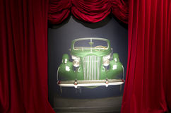 Museo dell'automobile dell'America Fotografia Stock Libera da Diritti