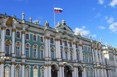 Museo dell'Ermitage dello stato, St Petersburg fotografie stock libere da diritti