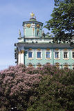 Museo dell'Ermitage nella città di St Petersburg, Russia Immagine Stock