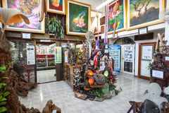 Museo dell'insetto del mondo Fotografie Stock Libere da Diritti