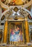 Museo dell opera w Siena, Włochy Obrazy Royalty Free