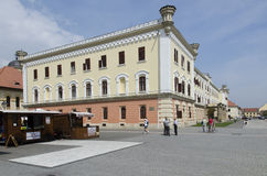 Museo dell'unione, Alba Iulia Fotografie Stock Libere da Diritti