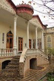 Museo della casa di Moghadam, Teheran, Iran Fotografie Stock