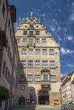 Museo della città della Camera di Fembo di Norimberga, Germania, 2015 fotografia stock libera da diritti