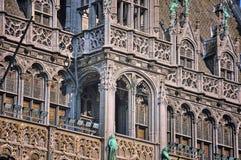 Museo della città di Bruxelles Fotografie Stock Libere da Diritti