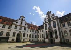 Museo della città in Fussen in Baviera, Germania fotografie stock