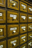 Museo della farmacia Fotografia Stock