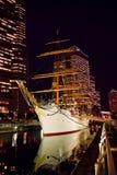 Museo della nave alla città Yokohama, Giappone Immagini Stock