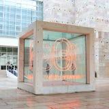 Museo della raccolta di Berardo, città di Lisbona, Europa Fotografia Stock