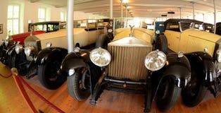 Museo della Rolls Royce Fotografie Stock Libere da Diritti