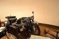 Museo della seconda guerra mondiale Fotografia Stock Libera da Diritti