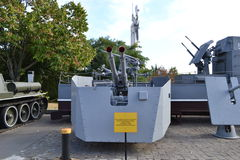 Museo della seconda guerra mondiale Immagini Stock