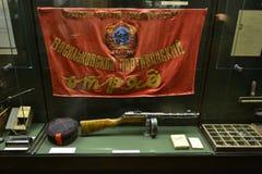 Museo della seconda guerra mondiale Fotografia Stock