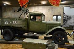 Museo della seconda guerra mondiale Immagini Stock Libere da Diritti