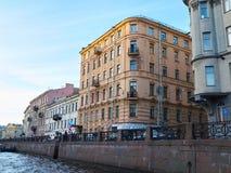 Museo della stampa St Petersburg, Russia Fotografie Stock