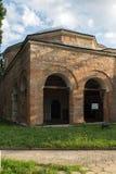 Museo delle religioni nel centro della città di Stara Zagora, Bulgaria immagine stock libera da diritti