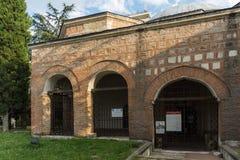 Museo delle religioni nel centro della città di Stara Zagora, Bulgaria fotografia stock