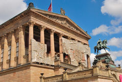 Museo di Alte Fotografia Stock