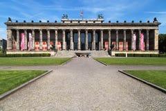 Museo di Altes Fotografia Stock Libera da Diritti