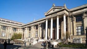 Museo di archeologia di Costantinopoli immagine stock libera da diritti