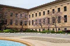 Museo di Art Philadelphia Fotografia Stock