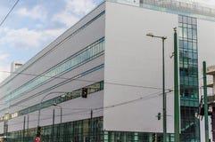 Museo di arte contemporanea Immagine Stock Libera da Diritti