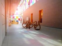 Museo di arte contemporanea - Strasburgo Immagine Stock
