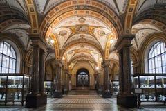 Museo di arte di San Pietroburgo e dell'accademia di industria Fotografie Stock