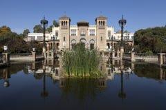 Museo di Arte e costume in Siviglia, Spai Fotografia Stock