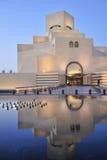 Museo di arte islamica, Doha, Qatar fotografia stock libera da diritti