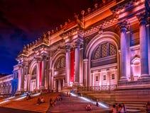 Museo di arte metropolitano Immagine Stock