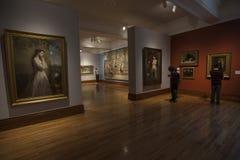 Museo di arte nazionale immagine stock libera da diritti