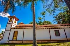 Museo di arte santo Uberaba, Minas Gerais - Brasile fotografia stock libera da diritti