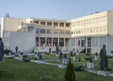 Museo di arte socialista Fotografia Stock