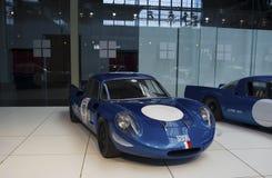 Museo di Autoworld, Bruxelles, Belgio, il 10 luglio 2016 Immagine Stock