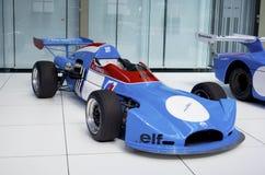 Museo di Autoworld, Bruxelles, Belgio, il 10 luglio 2016 Immagine Stock Libera da Diritti