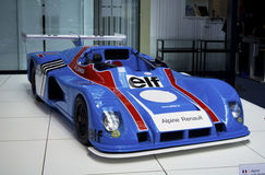 Museo di Autoworld, Bruxelles, Belgio, il 10 luglio 2016 Fotografie Stock