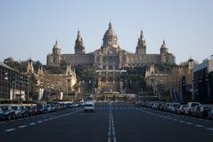 Museo di Barcellona Immagini Stock Libere da Diritti